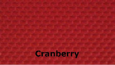 Cranberry beeswax sheet