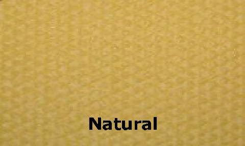 Natural beeswax sheet