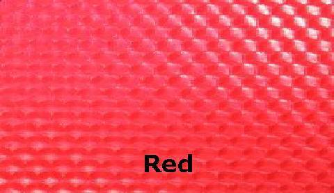 Red beeswax sheet